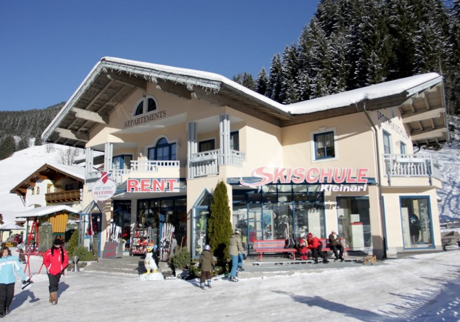 Appartements Schernthaner in Kleinarl, Snow Space Flachau